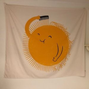 Good Morning, Sunshine Wall Tapestry